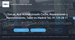 Preview of aireacondicionado-coches-madrid.es